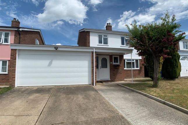 Thumbnail Detached house for sale in Gloucester Way, Sudbury