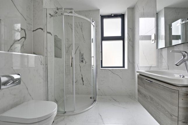 Bathroom of Porteus Apartments, Britannia Road, Fulham, London SW6