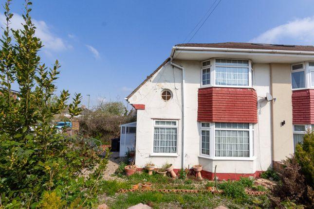 2 bed semi-detached house for sale in Broadhurst Avenue, Edgware HA8