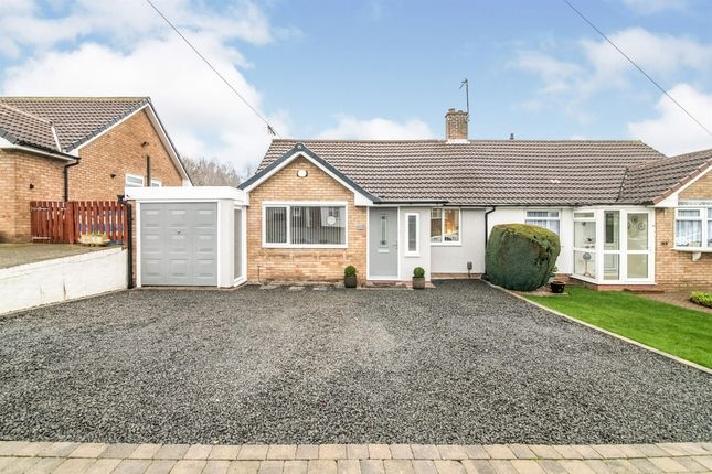 Thumbnail Semi-detached bungalow for sale in Abbotsford Avenue, Great Barr, Birmingham