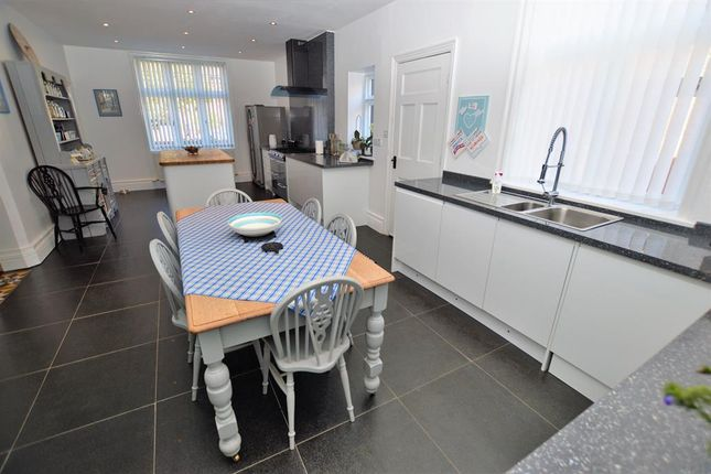 Thumbnail Detached house for sale in St. Thomas Road, Wigston
