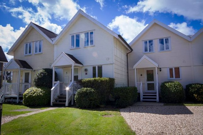 Terraced house for sale in Spring Lake, Station Road, Cotswolds