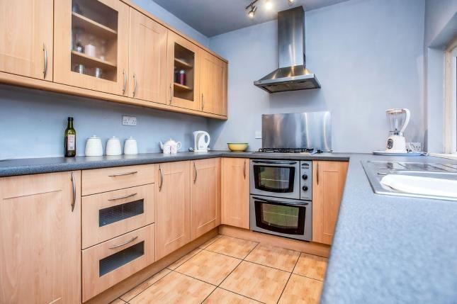 Kitchen of Holland Road, Ashton-On-Ribble, Preston, Lancashire PR2