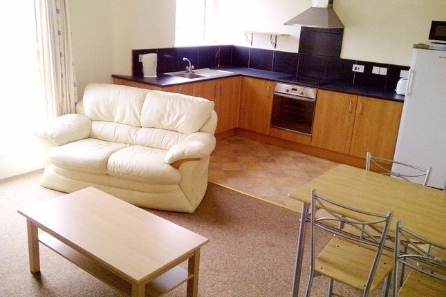 Thumbnail Town house to rent in Mutley Plain, Mutley, Plymouth