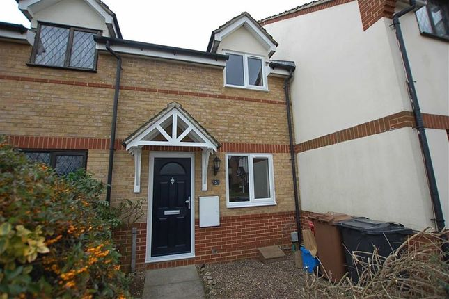 Thumbnail Terraced house to rent in Wansbeck Close, Great Ashby, Stevenage, Herts