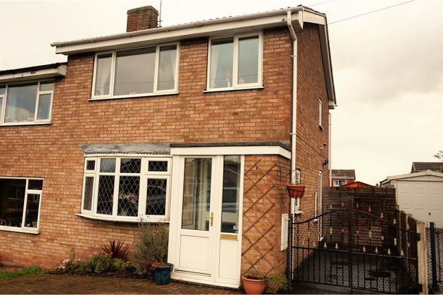 Thumbnail Semi-detached house for sale in Linden Avenue, Tuxford