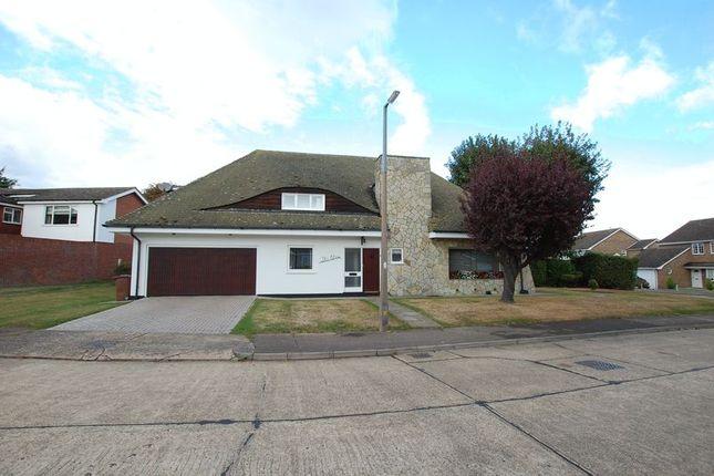 Thumbnail Detached house for sale in Herga Hyll, Orsett, Grays