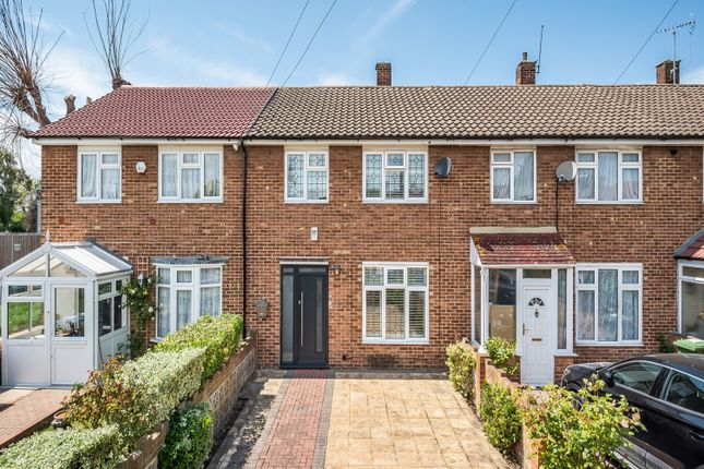 Thumbnail Terraced house for sale in Mottisfont Road, London