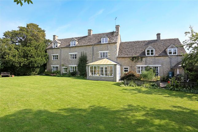 Thumbnail Detached house for sale in East End, Fairford