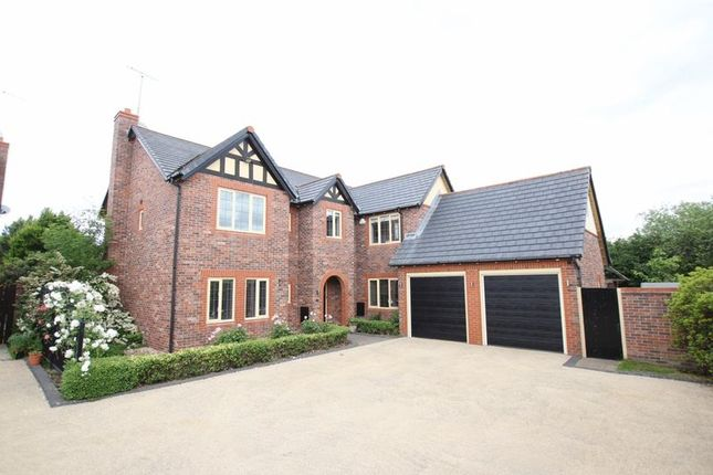 Thumbnail Detached house for sale in Heatherleigh, Caldy, Wirral