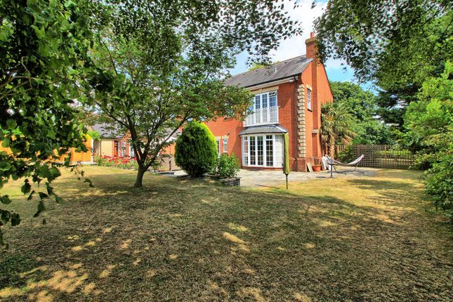 Thumbnail Detached house for sale in Cherry Orchard Lane, Wyddial, Buntingford