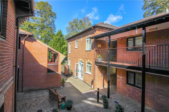 Thumbnail Flat for sale in The Elms, Broom Way, Blackwater, Camberley