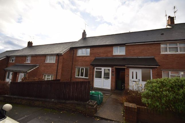 Thumbnail Property to rent in Bank Street, Ponciau, Wrexham