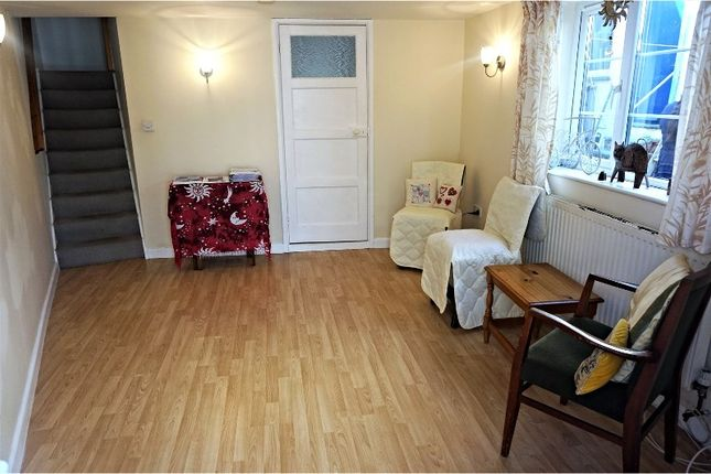 Thumbnail 2 bed terraced house for sale in Belle Vue Avenue, Bude