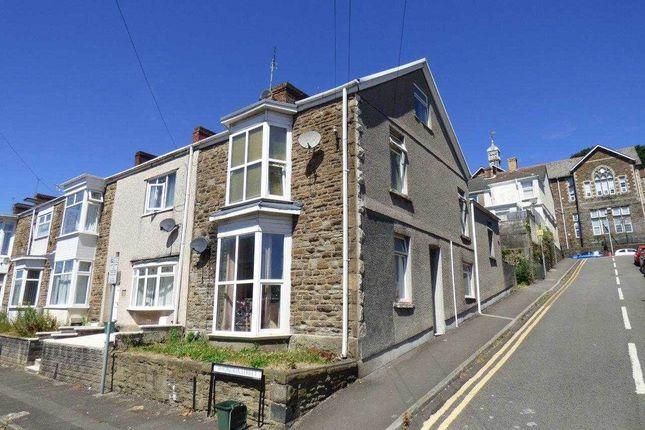 External of Rhondda Street, Mount Pleasant, Swansea SA1