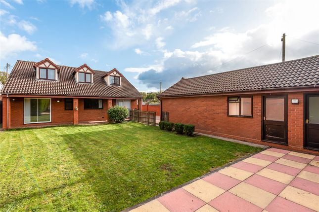 Thumbnail Detached house for sale in Worcester Road, Titton, Stourport-On-Severn, Worcestershire