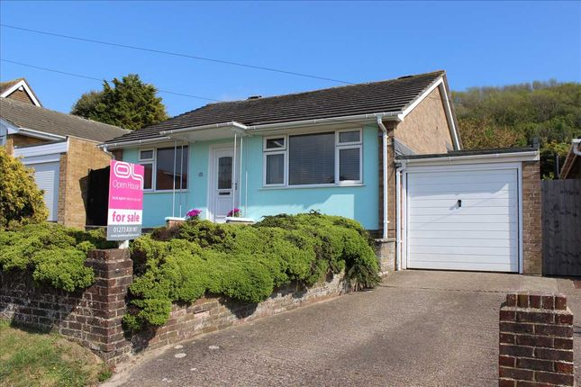 Thumbnail Bungalow for sale in Cantercrow Hill, Denton, Newhaven