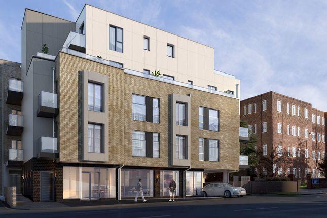 Thumbnail Flat for sale in Brent Street, London