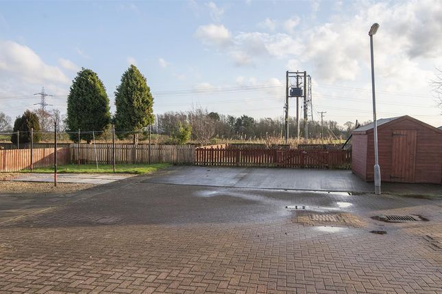 Rear Garden Area of Letham Terraces, Letham, Falkirk FK2