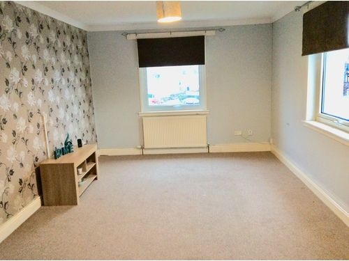 Thumbnail Flat to rent in Arran Place, Clydebank