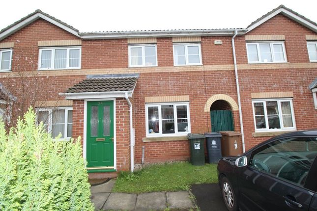 Thumbnail Terraced house to rent in Angus Crescent, North Shields