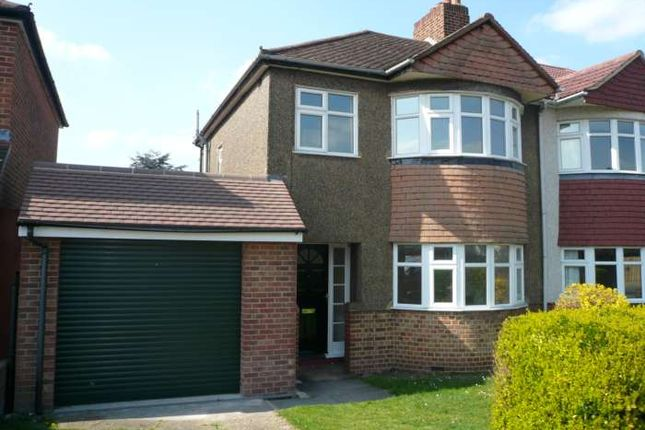 Thumbnail Detached house to rent in Onslow Drive, Sidcup