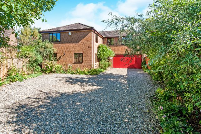 Thumbnail Detached house for sale in Ditton Close, Newmarket