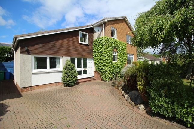 Thumbnail Detached house to rent in Glamis Place, Dalgety Bay, Dunfermline