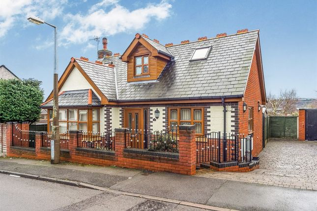 Thumbnail Detached house for sale in West Street, Quarry Bank, Brierley Hill