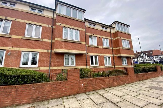 Thumbnail Flat for sale in The Leas, Seatonville Road, Whitley Bay