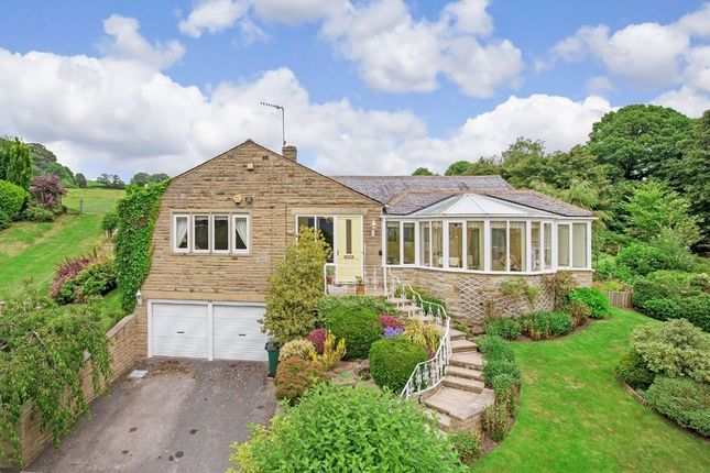 Thumbnail Detached bungalow for sale in Gill Bank Road, Ilkley