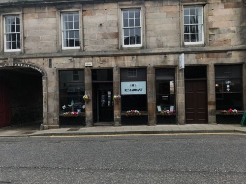 Thumbnail Restaurant/cafe for sale in Banff, Aberdeenshire