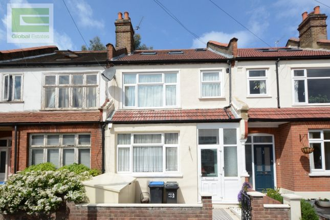 Thumbnail Terraced house to rent in Cromer Road, Tooting