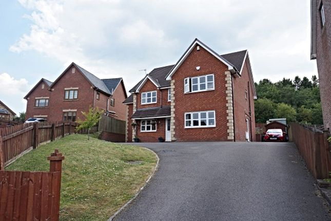 Thumbnail Detached house for sale in Lakeside, Tredegar