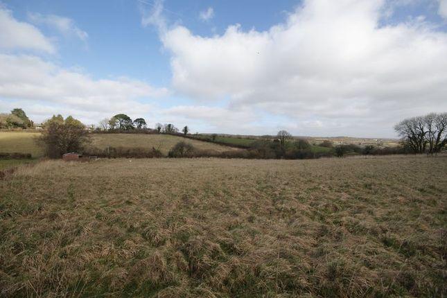 Thumbnail Land for sale in Cardinham, Bodmin