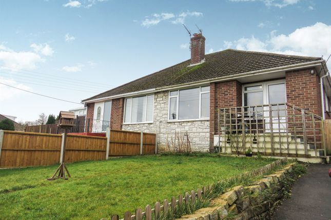 Thumbnail Semi-detached bungalow for sale in Thomson Drive, Crewkerne