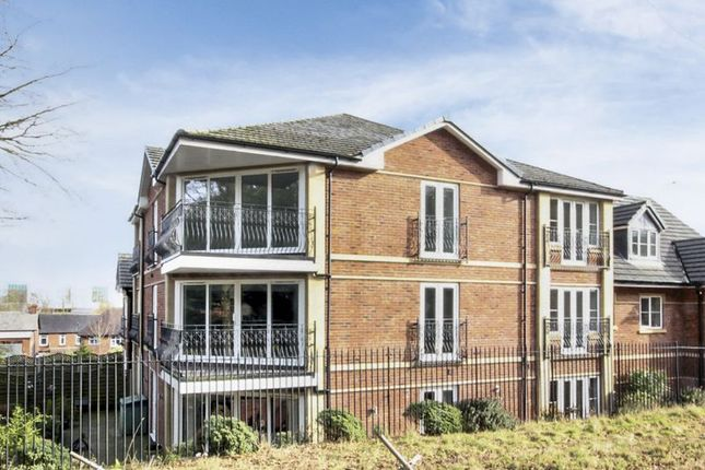 Thumbnail Flat for sale in Kingsley Hall, Lymewood Close, Newcastle