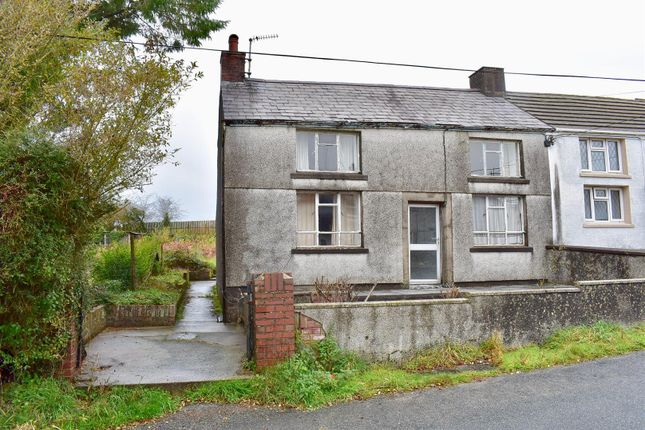 Thumbnail Cottage for sale in Heol Yr Ysgol, Cefneithin, Llanelli