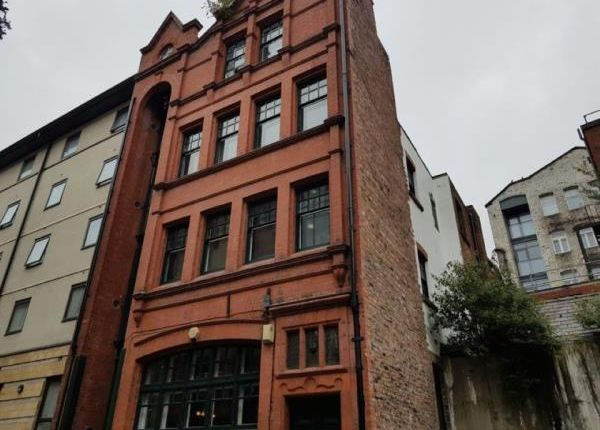 Thumbnail Commercial property for sale in Vernon Street, Liverpool