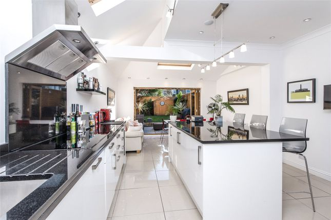 Thumbnail Terraced house for sale in Milton Road, Wimbledon, London
