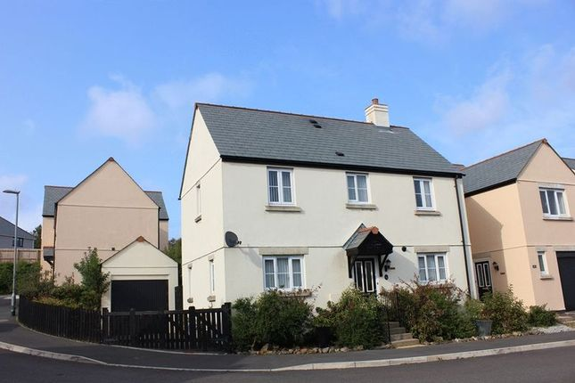 Thumbnail Detached house for sale in Gwithian Road, St. Austell