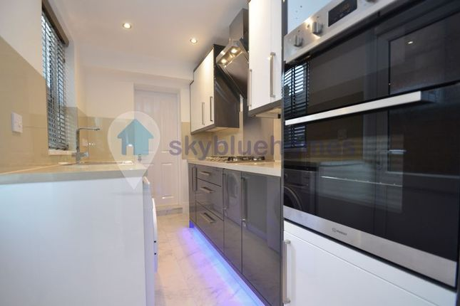 Thumbnail Terraced house to rent in Gaul Street, Leicester