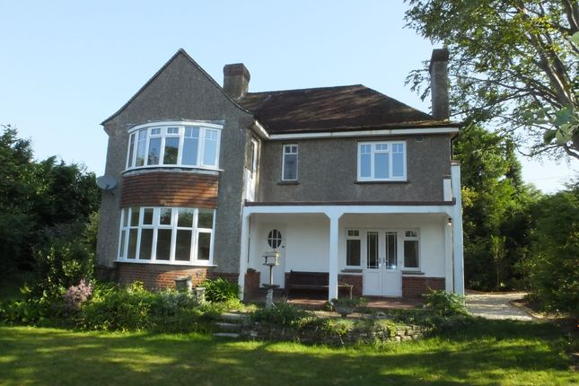Thumbnail Detached house to rent in Hempstead Rise, Uckfield