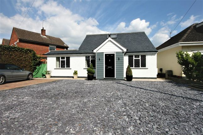 Thumbnail Detached bungalow for sale in The Crescent, Bricket Wood, St. Albans