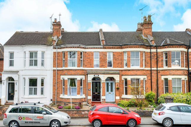 Thumbnail Terraced house for sale in Rugby Road, Leamington Spa