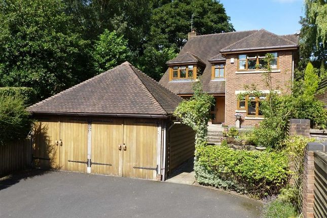 Thumbnail Detached House For Sale In Mill Hill Lane Sandbach