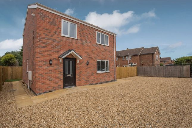 Thumbnail Detached house for sale in Feldale Place, Whittlesey, Peterborough, Cambridgeshire.