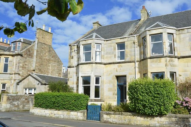 Thumbnail End terrace house for sale in Marchmont Road, Ayr
