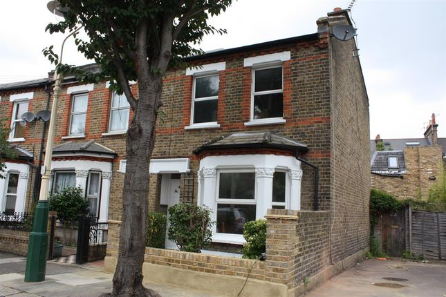 Thumbnail End terrace house to rent in Venetia Road, Ealing