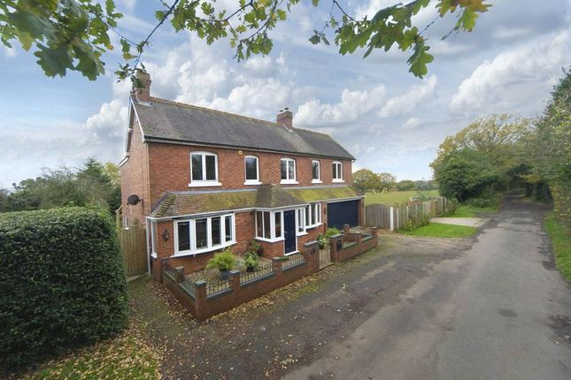 Thumbnail Detached house for sale in Wrottesley Road West, Tettenhall, Wolverhampton